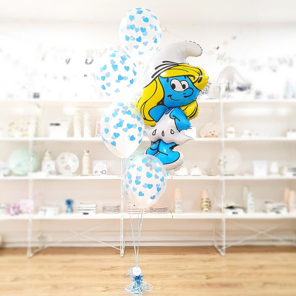 Balony Z Bajek Balon Smerfetka Balony Kolorowe Balony Dla Dzieci Bukiety Z Balonów Balony Poznań Mega Balony Balony Latające Balony Lateksowe Balony Foliowe