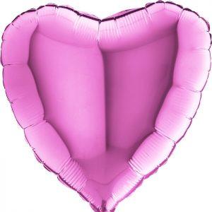 Balony Z Helem Poznań Jasny Róż Balony Na Walentynki Pomysł Na Prezent