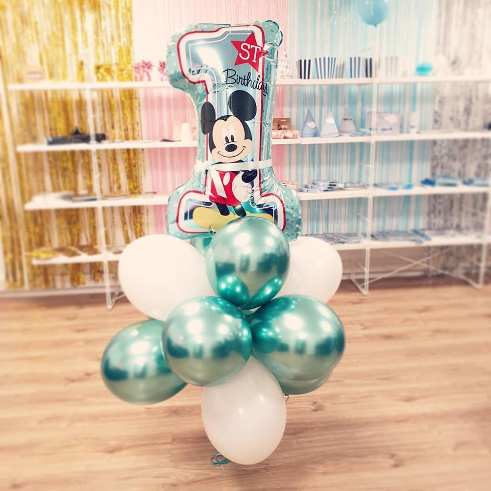 Balony z helem Poznań Balony z helem w poznaniu