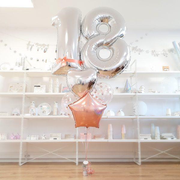 Balony Z Helem Poznan Poczta Balonowa Balony Na Osiemnaste Urodziny