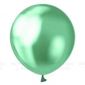 Balony Chrom Balony Metaliczne Balon Metaliczny Poznań Balony Z Helem W Poznaniu Najlepsze Balony Z Helem Poznań Zielony Chrom Balon Chromowany