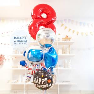 Balony Z Helem Z Motywem Kosmosu Kosmicznie Fajne Balony Z Helem Balony Z Helem Balony Na Urodziny Dekoracja Urodzinowa Poznań Balony Z Dowozem Dowóz Balonów Balony Z Helem