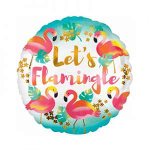Balon Flaming Flamingowe Balony Balony Z Flamingiem Balony Z Helem Poznan