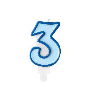 Niebieska świeczka Na Tort 3 świeczka Urodzinowa świeczka Na Tort świeczka Urodzinowa Na Tort świeczki Urodzinowe Poznań świeczka Na Tort W Poznaniu Balony Z Helem Poznań
