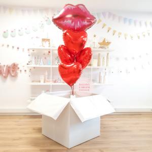 Pudło Z Balonami Poznań Pudło Z Balonami Wysyłka Na Całą Polskę Pudełko Z Balonami Balony Z Helem Poznań