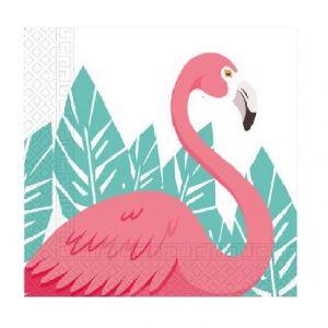 Serwetki Flamingo Flamingowe Serwetki Flamingo Party Impreza W Motywie Flamingów Kolekcja Flaming Balony Z Helem Poznań