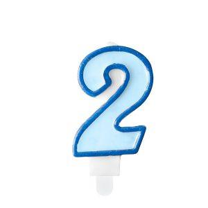 świeczka Urodzinowa 2 Niebieska świeczka Urodzinowa świeczka Na Tort świeczka Urodzinowa Na Tort świeczki Urodzinowe Poznań świeczka Na Tort W Poznaniu Balony Z Helem Poznań