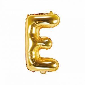 Balon Foliowy E 35 Cm Złoty