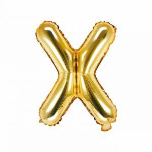 Balon Foliowy X 35 Cm Złoty