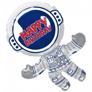 Balon Astronauta Balon Kosmonauta Balon Kosmos Balony Z Helem Poznan