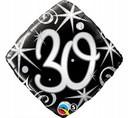 Balon Foliowy Na 30 Urodziny Balon Foliowy 30 Balon 30 Balon Foliowy Balony Z Helem Poznan