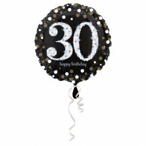Balon Foliowy Na 30 Urodziny Balon Foliowy 30 Balon 30 Balony Z Helem Poznan