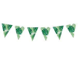 Girlanda Tropical Party Girlanda Zielona Girlanda Tropikalna Girlanda Papierowa Balony Z Helem Poznan