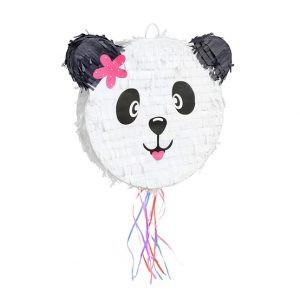 Piniata Panda Zabawa Dla Dzieci Piniaty Poznań Atrakcje Urodzinowe Dekoracja Panda Piniata Dla Dzieci Miś